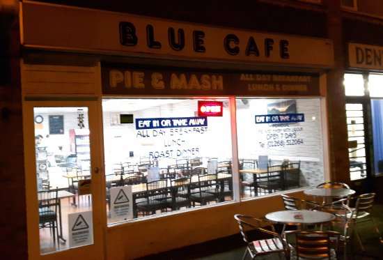 Blue Cafe Canvey Island