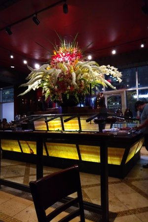 Texas de brazil detroit restaurantbeoordelingen for Food at bar 38