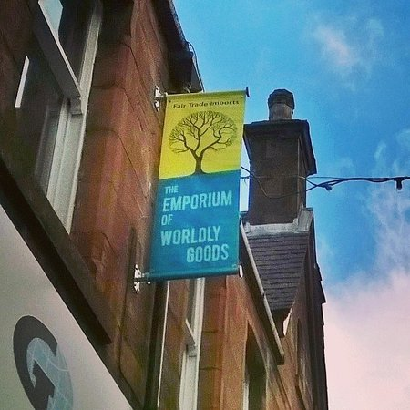 ‪The Emporium of Worldly Goods‬