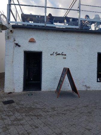 Las Negras, España: Un chupito a 2.50