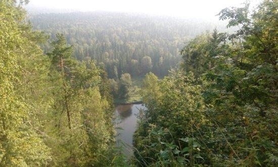 Perm Krai, Russland: П. Мыс