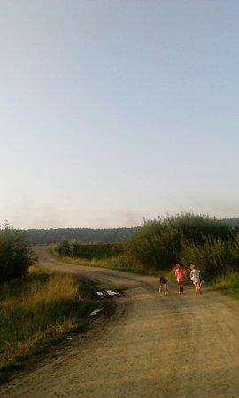 Perm Krai, Ρωσία: П. Мыс