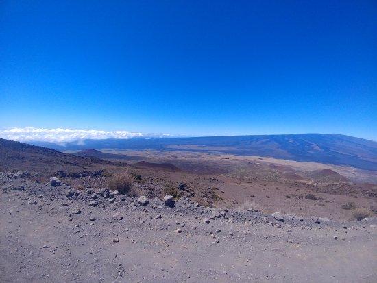Mauna Kea Summit: 정상 가는 길