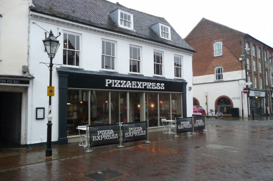 Pizza Express Ashford Updated 2020 Restaurant Reviews