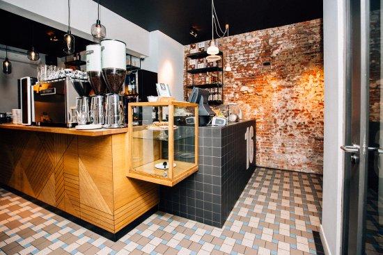 Hilvarenbeek, Países Bajos: Vrijthof 16 Bar, Koffie & Broodjes lunchroom