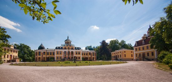 Weimar, Germany: Schloss Belvedere