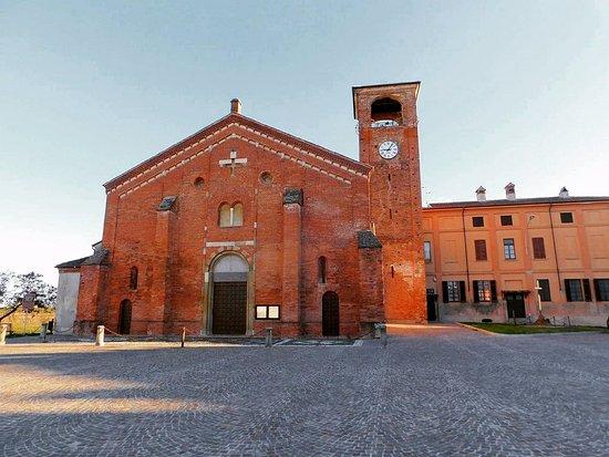 Arena Po, Italy: Pieve   di San Giorgio  un vero capolavoro  !