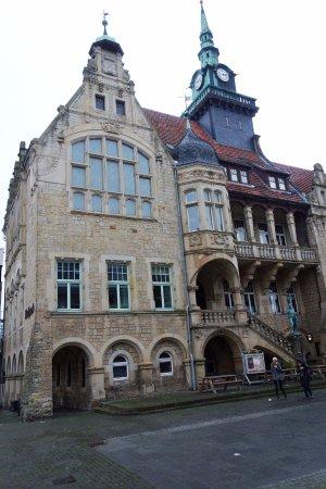 Bueckeburg, Γερμανία: Bückeburger Rathaus