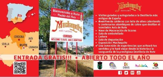 Rute, İspanya: Entrada gratis. Abierto todo el año