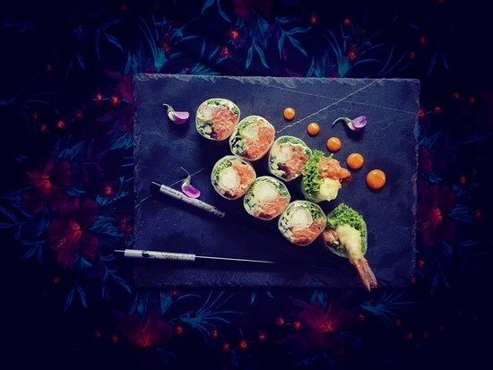 Konin, Polonia: Sushi2