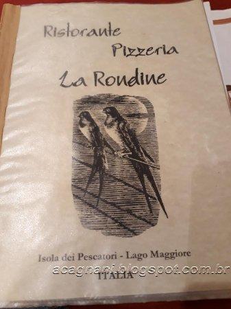 Ristorante Pizzeria La Rondine : Detalhe