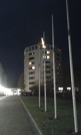 Bildungszentrum Erkner: Torre do hotel