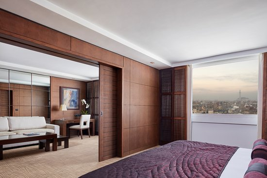 Hyatt Regency Casablanca: Executive Suite