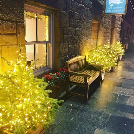 Warkworth, UK: Christmas Bertram's