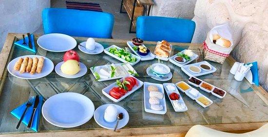 Ortahisar, Turquía: Breakfast
