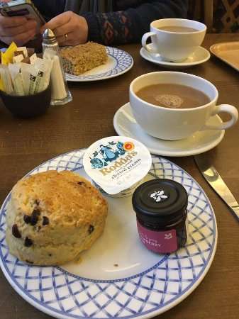 Banbury, UK: Cream tea
