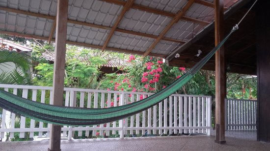 Hotel Las Gardenias: Afternoon nap spot