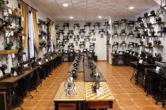 Museo de Máquinas de Coser