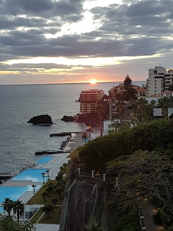 Hotel The Cliff Bay: 20171207_180145_large.jpg