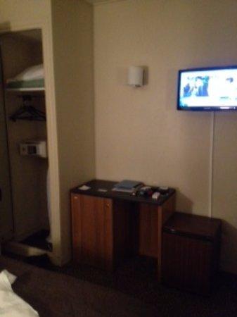 Hotel de l'Alma: No se puede ser mas cutre y hortera