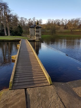 Fountains Abbey and Studley Royal Water Garden: 20171207_134521_large.jpg