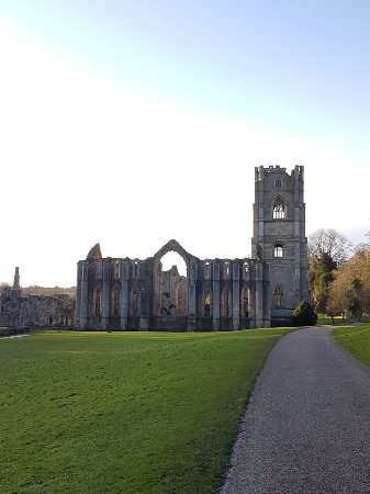 Fountains Abbey and Studley Royal Water Garden: 20171207_140254_large.jpg