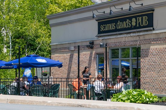 Dartmouth, Canadá: Seamus David's Irish Pub