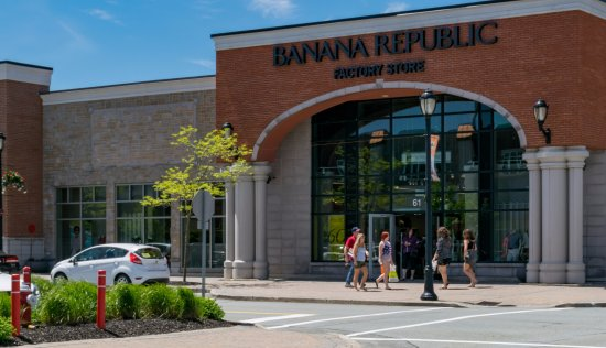 Dartmouth, Canadá: Banana Republic Factory Store