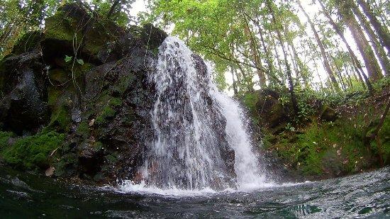 Rincon de La Vieja, Costa Rica: waterfall