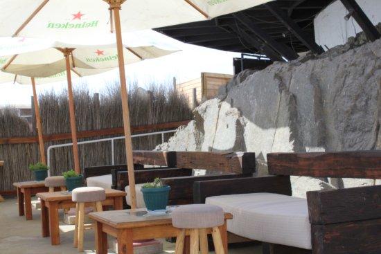 Terraza Lounge Picture Of Domo Lounge Bahia Inglesa