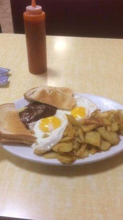 Binghamton, NY: A nice full plate