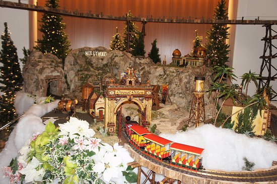 The Eiteljorg Museum: Jingle Rails