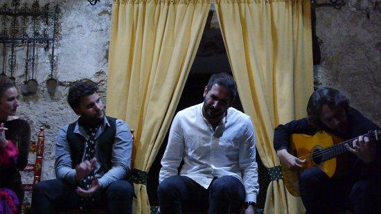 Arte y Sabores de Córdoba: Cantaor