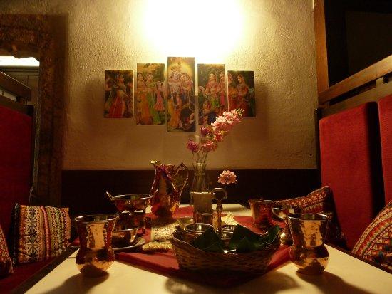 Jihlava, Česká republika: Foto z jednoho kóje v 1. místnosti.
