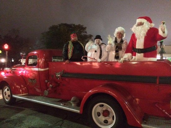 Slidell, LA: Christmas in Olde Towne
