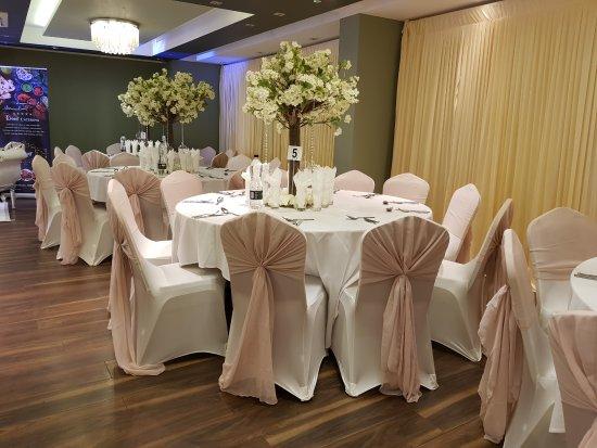 Southall, UK: Dawat Banquet Decorations