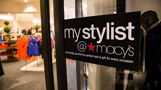 free personal stylists located in macy s union square in san