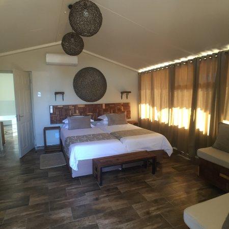 Sossusvlei Lodge: Bedroom