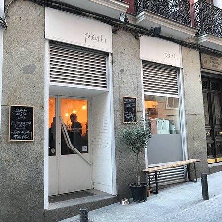 Restaurante plenti en madrid con cocina otras cocinas for Cocinas europeas