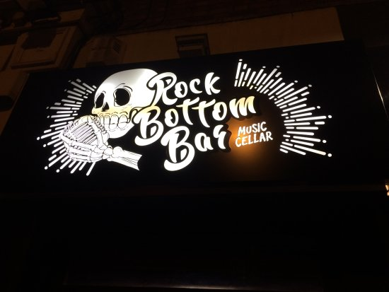 Rock Bottom Bar