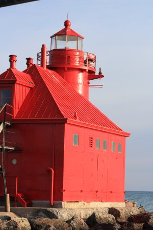 Sturgeon Bay, WI: Sideview