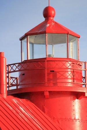 Sturgeon Bay, WI: Closer view.
