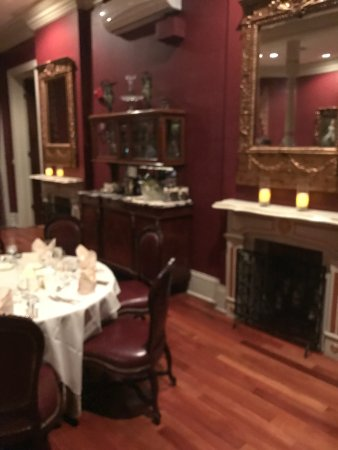 Murielu0027s Jackson Square: Private Dining Room..very Nice