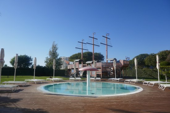 Crowne Plaza Vilamoura - Algarve: Kids area