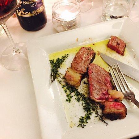 Terrazza 45: Bistecca alla Fiorentina