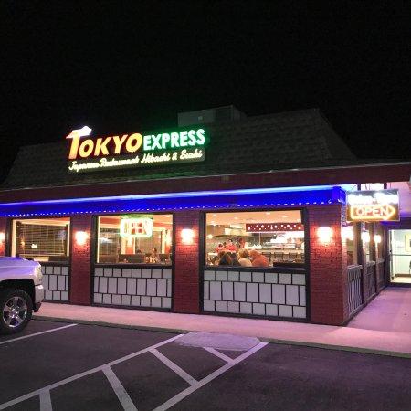 Commerce, TX: Tokyo Express