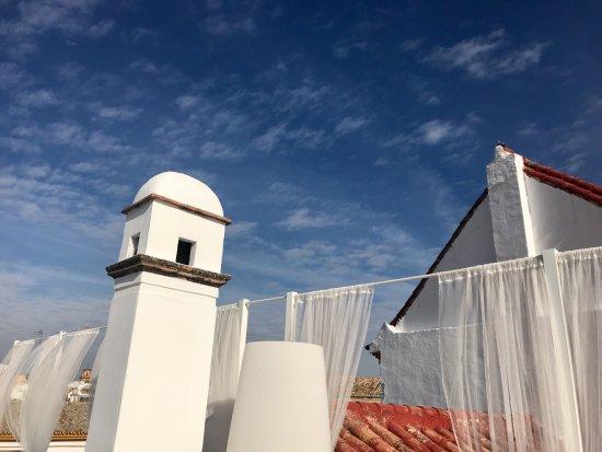 Hospes Las Casas del Rey de Baeza Sevilla: Roof Top Area