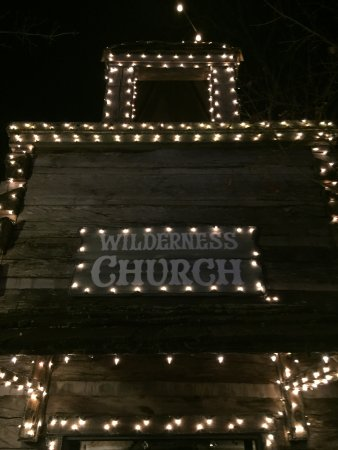 Branson, MO: a real chruch