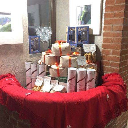 San Paolo Solbrito, Italy: Ecco alcuni articoli arrivati oggi, ottimi anche per un piccolo pensierino di Natale.venite a tr