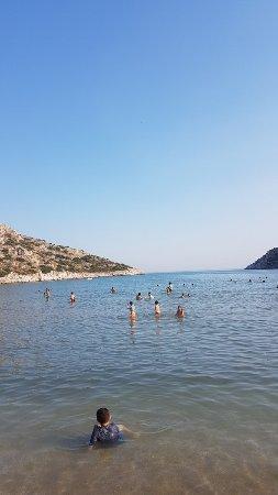 Attica, Grecia: Beach